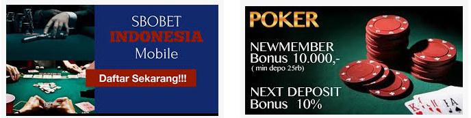 Cara daftar member poker online melaluai aplikasi sbobet