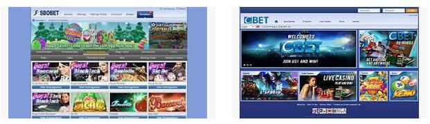 Jenis permainan E-Games Judi online di Sbobet