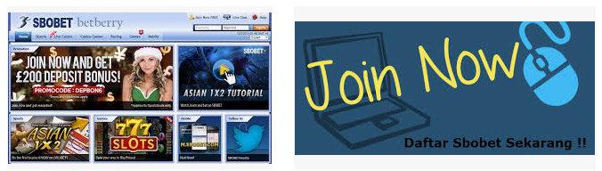 Join now di situs agen judi Sbobet online