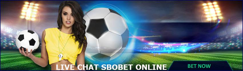 Live chat judi bola sbobet online 24 jam dalam satu minggu